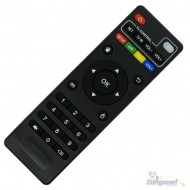 Controle Remoto para TV BOX Android 4k